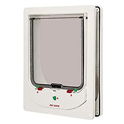 Cat Mate Electromagnetic Large Cat or Small Dog Door