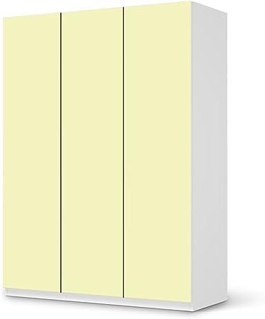 Ikea Meuble Armoire Pax 201 Cm De Haut 3 Portes Autocollant
