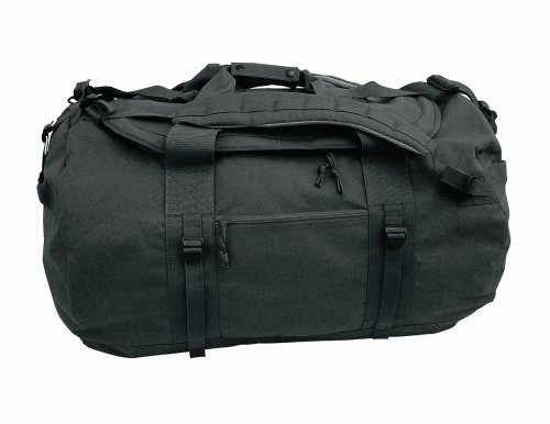 VooDoo Tactical 15-9027001000 Mammoth Deployment Bag, Black