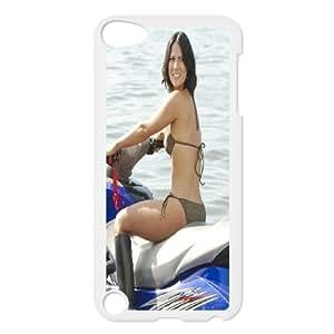 Custom Case Olivia Munn for Ipod Touch 5 X9Z8138823