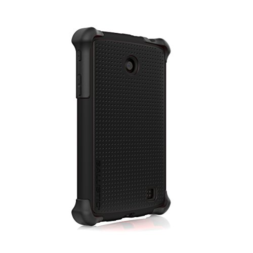 Ballistic TJ1617-A06C Tough Jacket Case for Sprint LG G Pad F 7.0'' LK430 - Black by Ballistic
