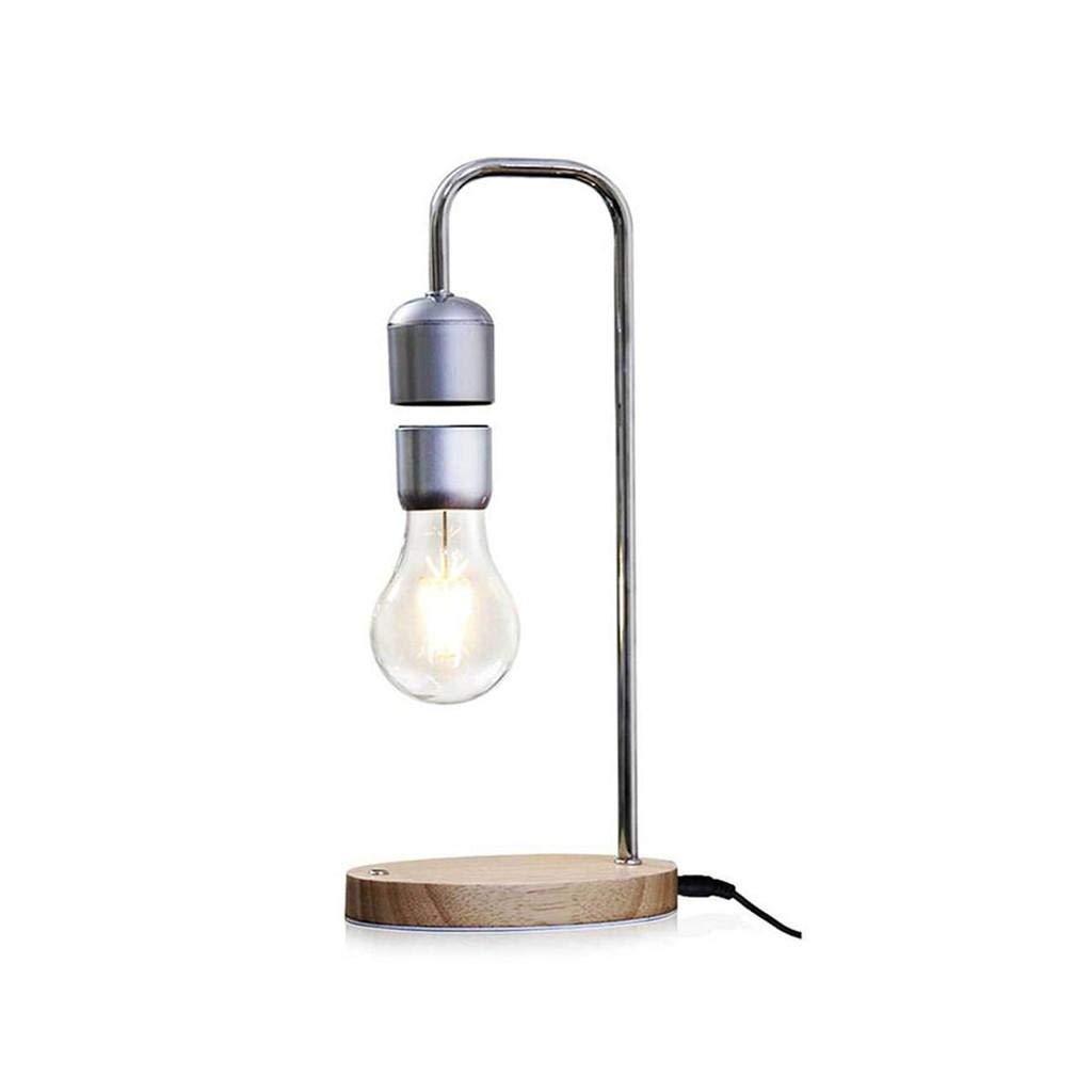 ❤SU&YU❤Levitating Light Bulb Table Lamp Luminosity Anti-Gravity Lamp Magnetic Lamp
