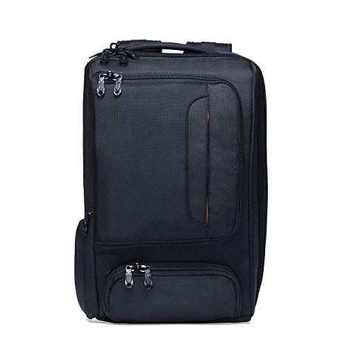 Backpack Zip - KAUKKO Laptop Outdoor Backpack, Travel Hiking& Camping Rucksack Pack, Casual Large College School Daypack, Shoulder Book Bags Back Fits 15