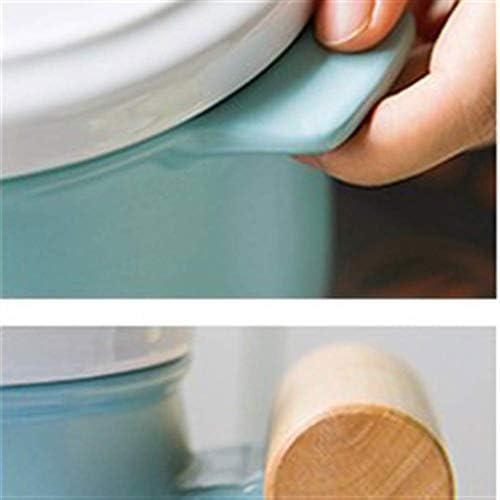 SBWFH Casserole - Double Oreille Casserole Céramique Cuisinière Casserole ménagers gaz feu résistant à la chaleur Pot Pierre