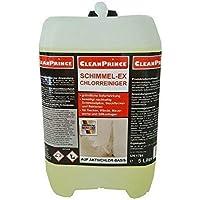 5 Litro Schimmel-Ex Schimmelex Chlorreiniger de cleanprince Eliminador