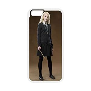 iphone6 plus 5.5 inch Case (TPU), luna lovegood harry potter Cell phone case White for iphone6 plus 5.5 inch - YYTT7883503