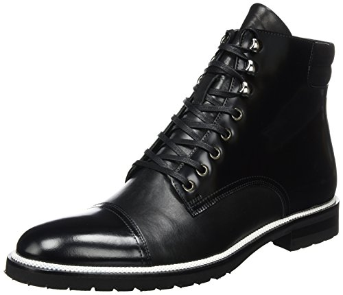 Karl Lagerfeld Mannen Klassiek Laars Laarzen Zwart (black)