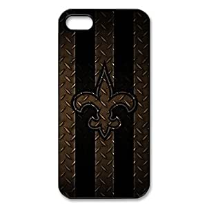 phone covers Different Style Custom Personalized Sports NFL New Orleans Saints iPhone 5c Case New Orleans Saints Logo Cover iPhone 5c TU5c43083