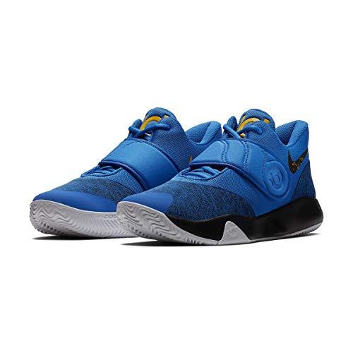 Trey Men's 5 Black white Signal Vi Shoe Nike Blue Kd Basketball Etgdzqw