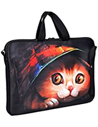 13-Inch Laptop Sleeve Case Bag Cover Protective Pouch Bag for Apple iPad Air / iPad 4 3 2 / Samsung Galaxy Tab 4, 3, Note Tablets