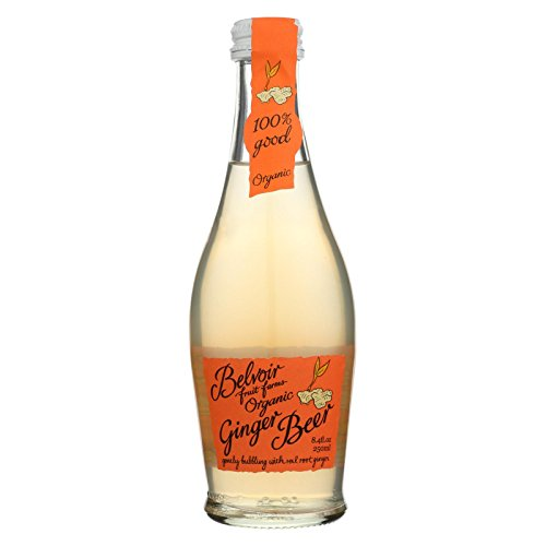 BelvoirOrganic Belvoir Ginger Beer 8.4 Oz (Pack Of 24) by Belvoir
