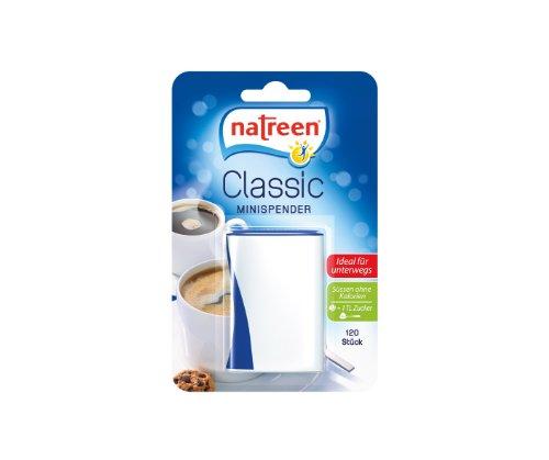Natreen Feine Süße Minispender 120er, 10er Pack (10 x 7,7 g)