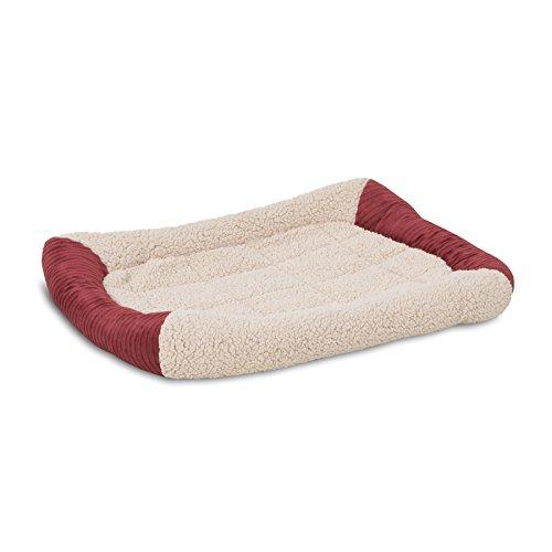 ASPEN PET 23.5 X 16.5 SELF WARM BOLSTER - Doskocil Bed Pet