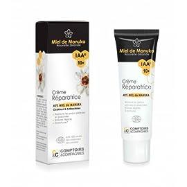Comptoirs et compagnies iaa10+ crème réparatrice bio 40% miel de manuka – 40 ml