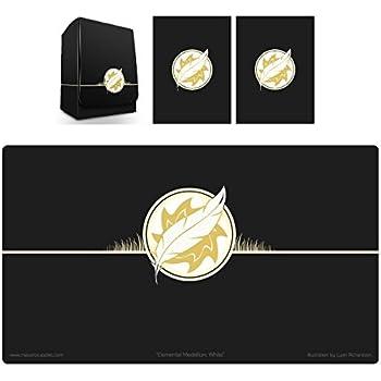 Legion Double Matte White 50ct Deck Protectors Sleeves Magic Pokemon FOW