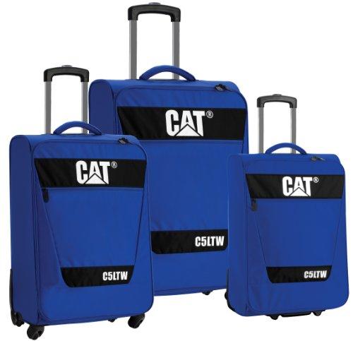 CAT C5Ltw verschachtelte 3er Pack, True Blue, One Size