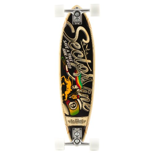 Sector 9 Hotsteppa Complete Skateboard, Assorted