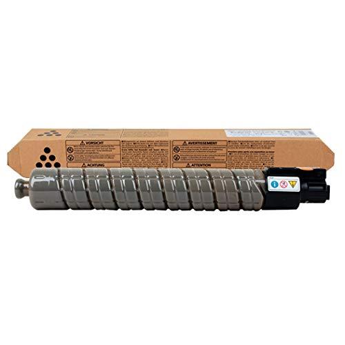 - MALPYQA Compatible with Ricoh C305 Toner Cartridge for MPC305 C305sp C305H Copier Cartridge Toner,Black