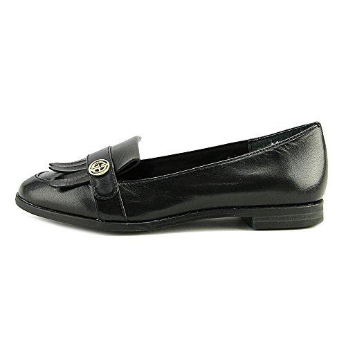 Giani Bernini Petaa Women US 8.5 Black Loafer e0fkKyxi