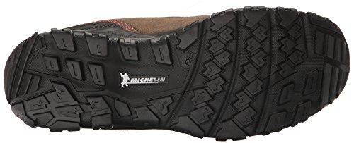 Shoe Grey Tec Dark Waterproof Men's Ox Taupe Hi Red Belmont Hiking Rock Mid I Warm 8q7qd