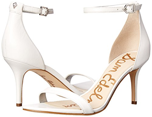 Sam Edelman White toe Patti Open Women''s Heels rrYqdOw