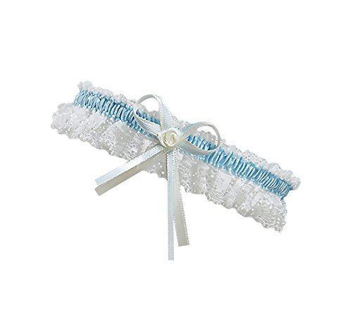 ELEGANT Bridal Wedding Lace Garter