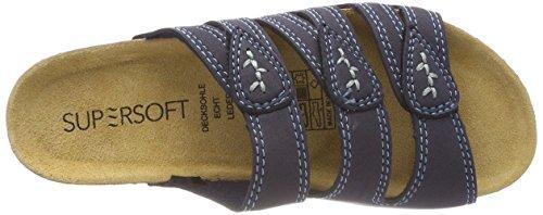 015 275 803 Blue Pantoufles Femme Supersoft Bleu PqBx5daz