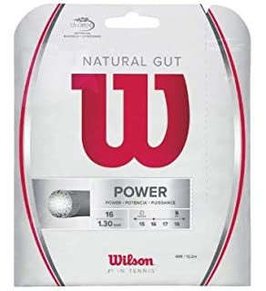 Wilson Sporting Goods Gut Power String Set