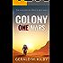 Colony One Mars (Colony Mars Book 1)