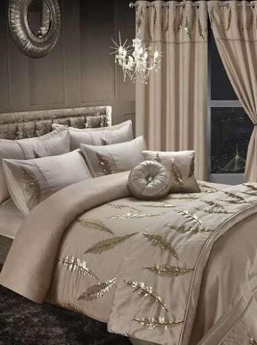 SELECT ED® Luxuries Faye Embroidery Duvet Covers Bedding