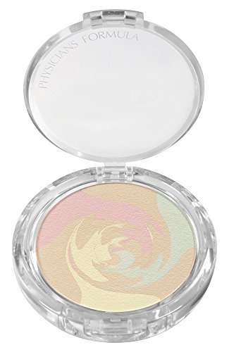 Physicians Formula Mineral Wear Talc-Free Correcting Powder, Natural Beige, 0.29 oz. ()