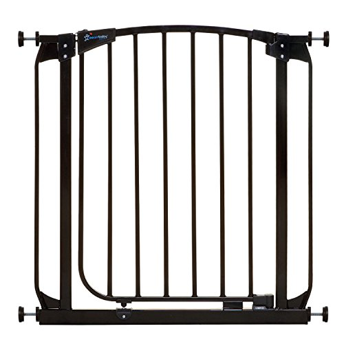 Dreambaby Chelsea Auto Close Security Gate in Black