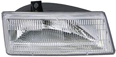 Headlights Headlamps Left /& Right Pair Set for 91-95 Dodge Grand Caravan Voyager
