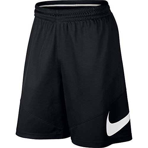NIKE Men's HBR Shorts, Black/Black/Black/White, (Nike Sport Shorts)