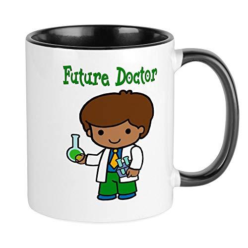 CafePress Cute Future Doctor Mug Unique Coffee Mug,