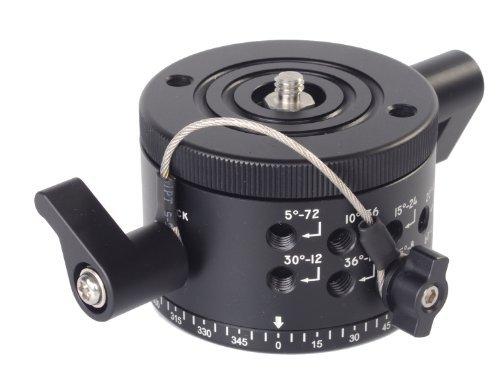 - SUNWAYFOTO Indexing Rotator DDP-64M DDP64M for Tripod Head Sunway
