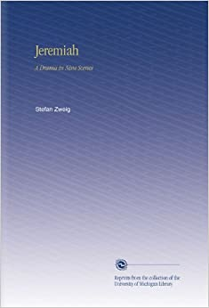 Book Jeremiah: A Drama in Nine Scenes