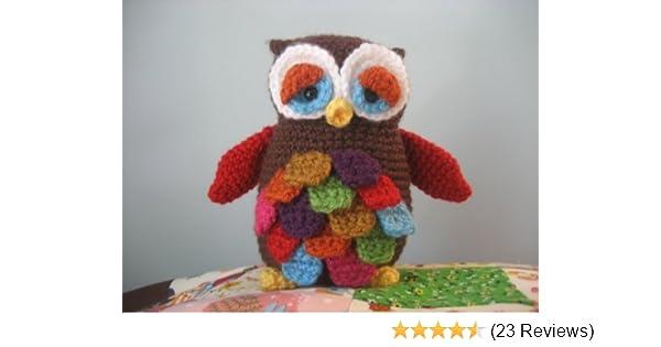 Cute Owl Free Crochet Pattern | Amigurumi modelleri, Serbest örgü ... | 315x600