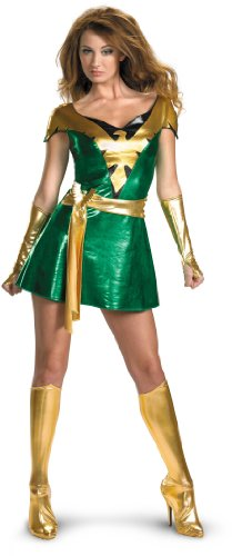 Jean Grey Phoenix Adult Costume  Size: Large (12-14)