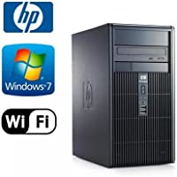 HP DC5800 MicroTower - Intel Core 2 Duo 3.0GHz - NEW 1TB HDD - 4GB RAM - Windows 7 Pro 64-bit - WiFi - DVD-ROM (Prepared by ReCircuit)