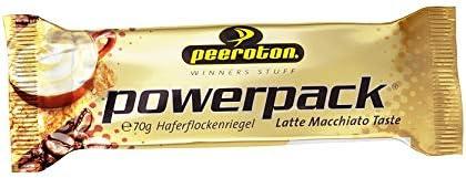 Peeroton POWERPACK Riegel Latte Macchiato