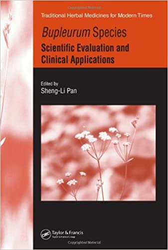 Bupleurum Species: Scientific Evaluation and Clinical Applications: 7 (Traditional Herbal Medicines for Modern Times)