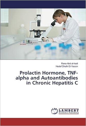 Prolactin Hormone, TNF-alpha and Autoantibodies in Chronic Hepatitis
