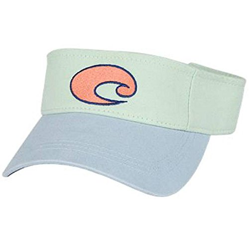 Costa Cotton Visor Carolina Blue OS