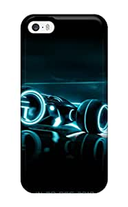 Nick Watson's Shop Cheap 9594473K80900958 Unique Design Iphone 5/5s Durable Tpu Case Cover Tron Legacy Light Battle