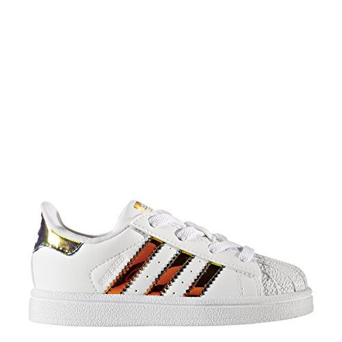 adidas Superstar EL I Toddler Cp9840 Size 10 by adidas