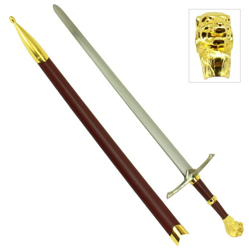 Chronicles of Peter Sword with Scabbard (Chronicles Of Narnia Sword)