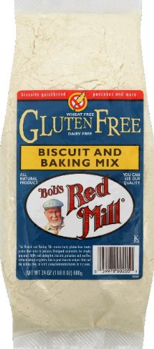 Bob's Red Mill Wheat Free Biscuit & Baking 24.0 OZ (Pack of 6) by Bob's Red Mill