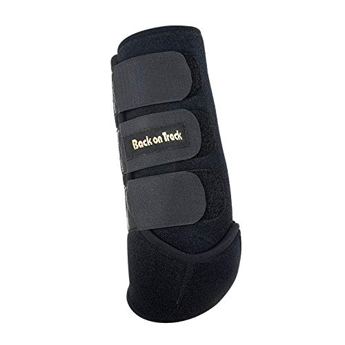 Back on Track Therapeutic Exercise Boots Front Med by Back on Track