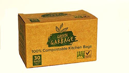 Cornstarch Biodegradable Bags - 4